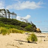 ona beach oregon coast