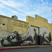 roa street art los angeles