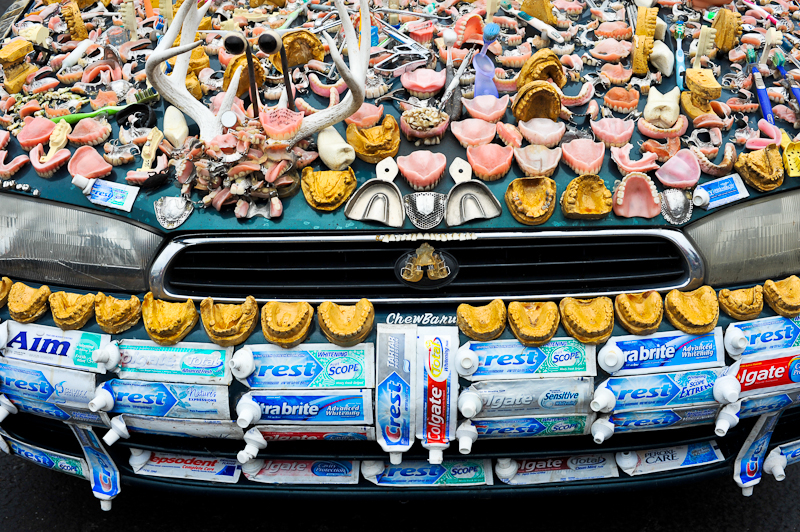 chewbaru art car
