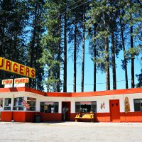 twin pines burgers diner