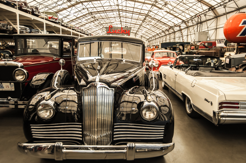 LeMay collection classic cars