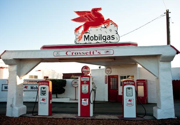Mobil Gas