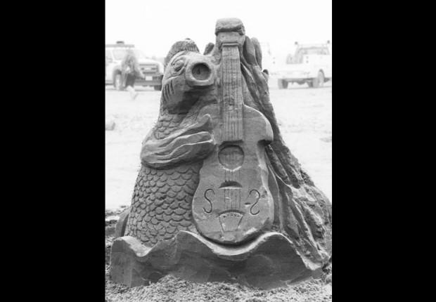 Sand Made