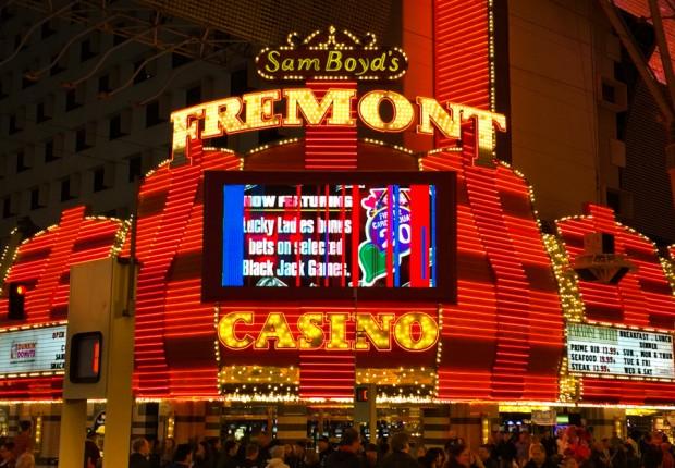 Las Vegas Fremont Casino