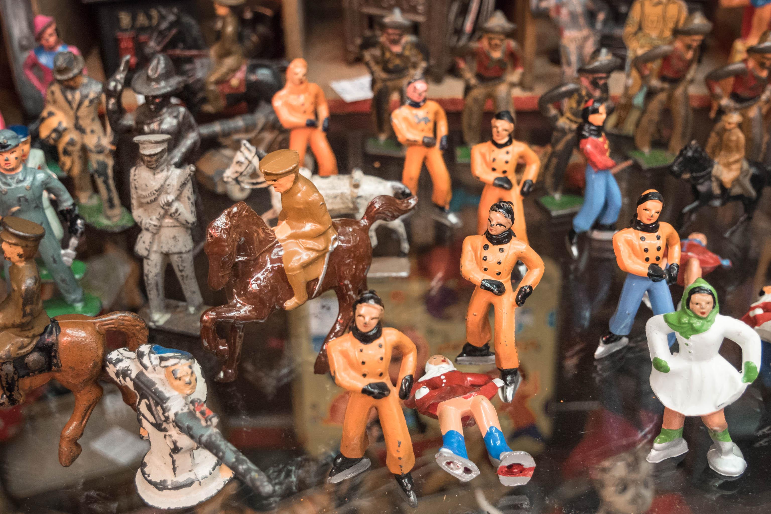 antique toys figurine