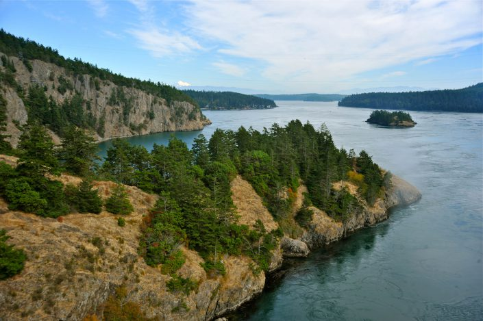 Deception Pass, Ruby Beach, Washington Coast, Whidbey Island