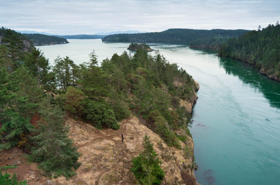 Deception Pass, Washington, Whidbey Island