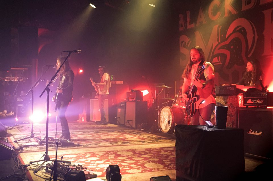 blackberry smoke, concert, showbox