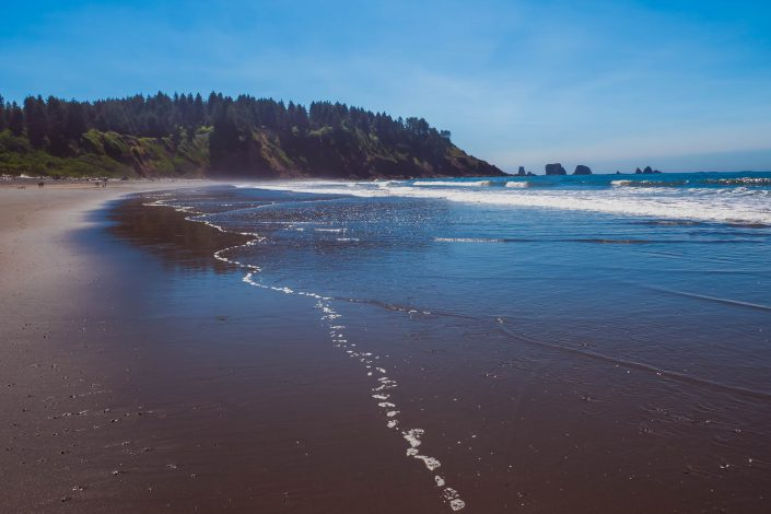 Washington, beach, coast, first beach, la push, landscape, nature, ocean, pacific northwest, water