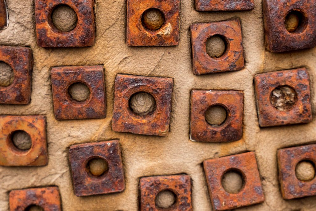 abstract, rust, texture