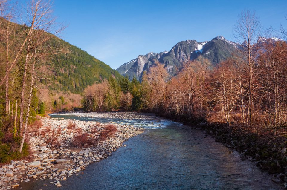 Washington, index, mountain, mountains, river, skykomish