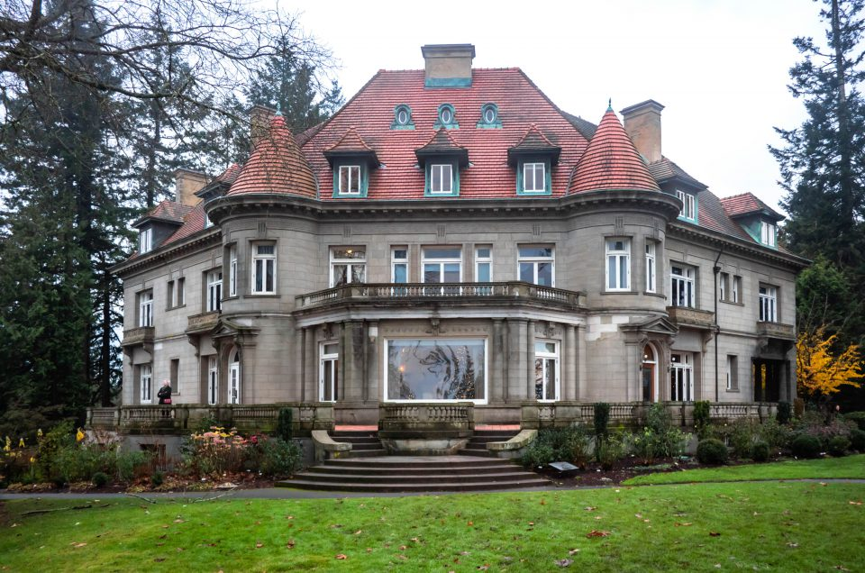 ~ Issue 366: Pittock Mansion ~